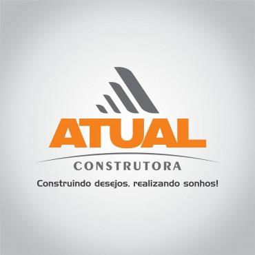 Logomarca | Atual Construtora