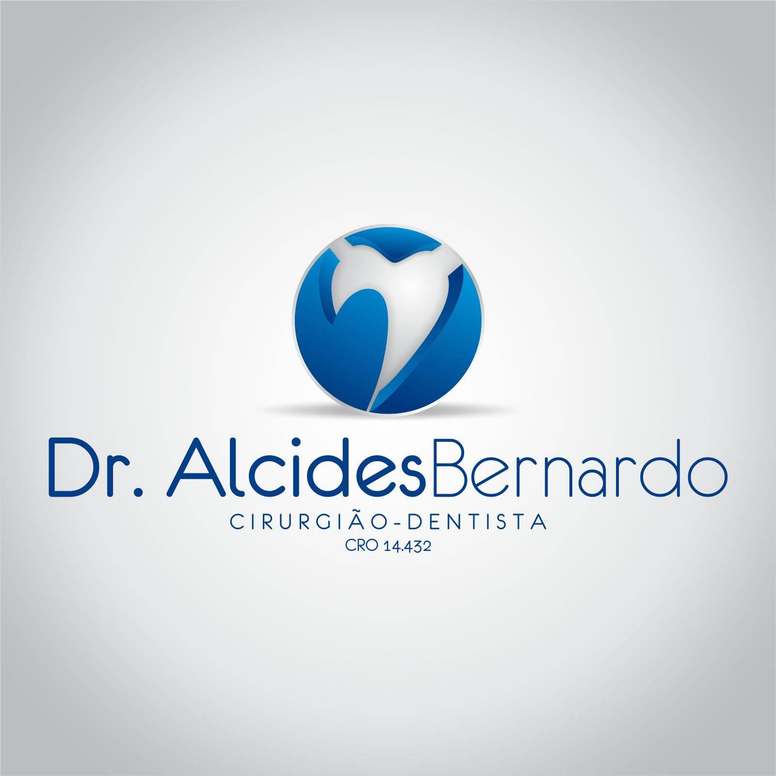 Logomarca   Dr. Alcides Bernardo