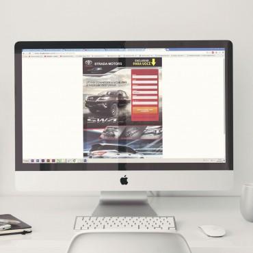 Landing Page | Toyota Strada Motors | SW4