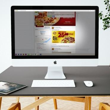 Mídias Sociais| Dom Moretto Pizza