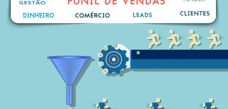 Como funciona o funil de vendas no marketing digital