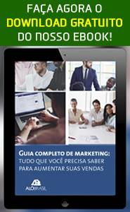 Faça o download gratuito do nosso ebook: Guia Completo de Marketing