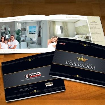 Catálogo   Construtora Fênix   Residencial Imperador