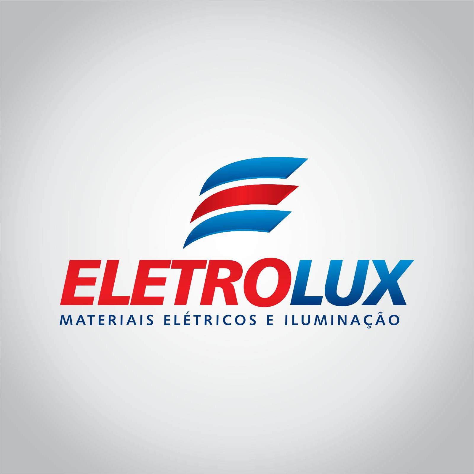 Logomarca   Eletrolux Materiais Elétricos e Iluminação