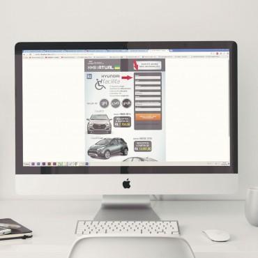 Landing Page | Hyundai Atual Veículos | PNE