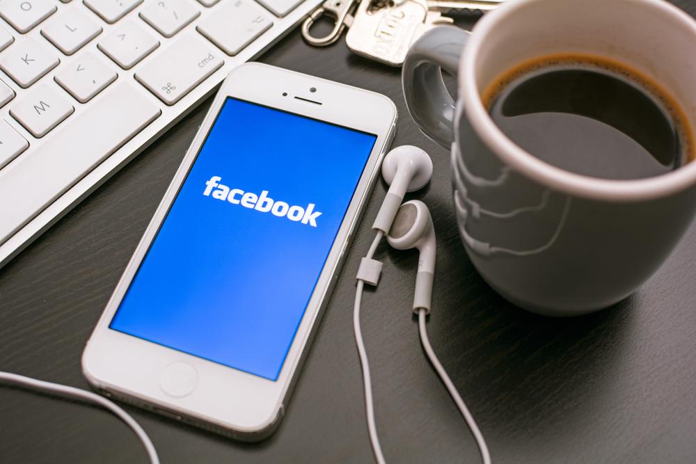 Como posso anunciar no Facebook?